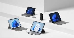 Zeus Microsoft svela i nuovi Surface già dotati di Windows 11