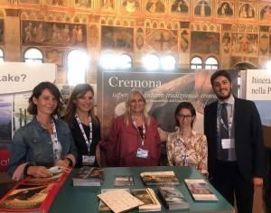 Cremona ha debuttato al World Tourism Event di Padova