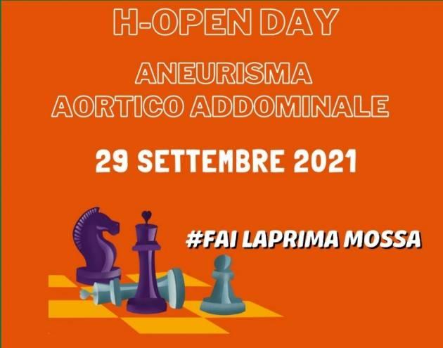 ASST CREMA - H-Open Day sull'Aneurisma aortico addominale 29 settembre
