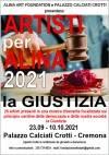 INAUGURATA  A CREMONA 'GIUSTIZIA' : mostra di arte contemporanea