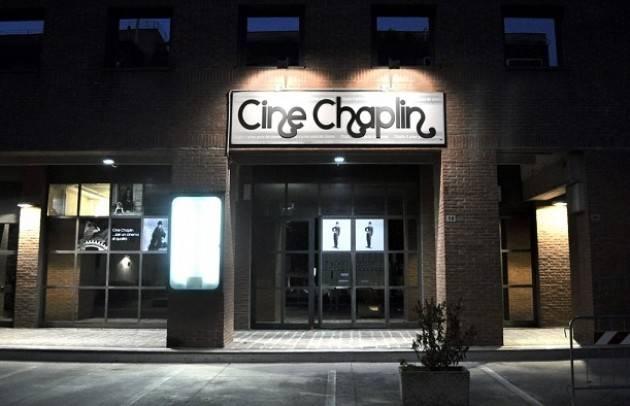 Cremona Riapertura Cinema Chaplin dal 2 Ottobre 2021