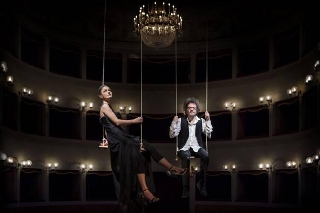 Cremona  Musica Nuda con Petra Magoni e Ferruccio Spinetti al  Ponchielli