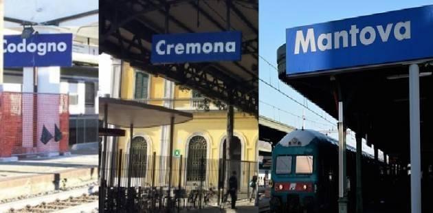 CR Le istituzione incontrano la De Gregorio commissaria tratta FFS Mantova-Codogno