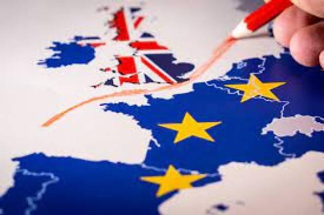 Via libera del Consiglio al fondo speciale da 5 miliardi per la  Brexit