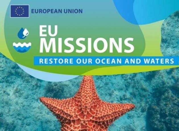 I Blue Parks dell'Unione europea per proteggere il 30% del mare dell'Ue entro il 2030