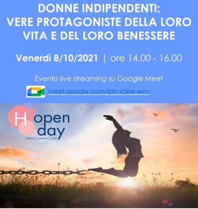 L'ASST di Crema partecipa alla Giornata Mondiale Salute Mentale del' 8 ottobre 2021