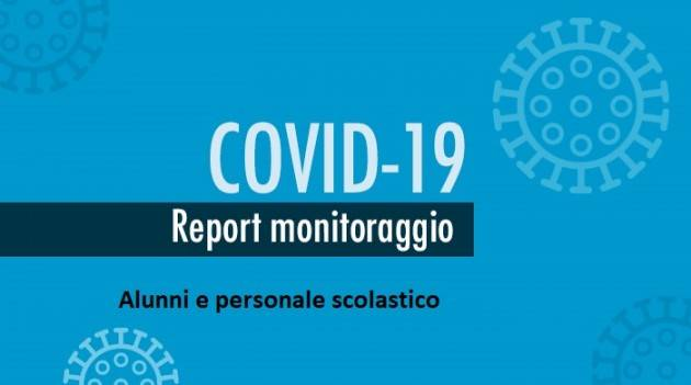 ATS Val Padana Cremona Monitoraggio dati scuola  dal 20 al 26 settembre 2021