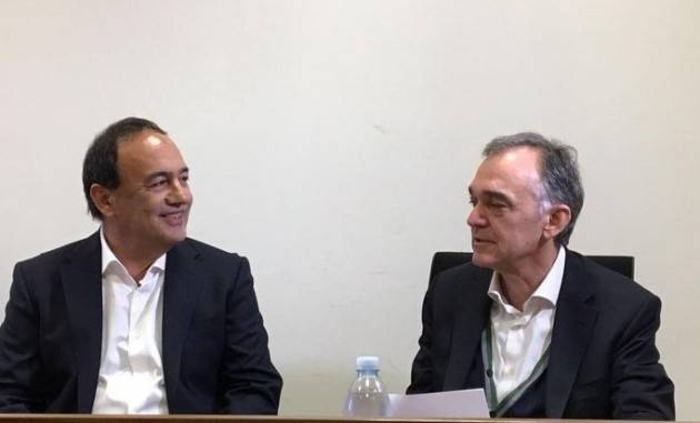 A Mimmo Lucano solidarietà e stima per quello che ha fatto a Riace  Enrico Rossi