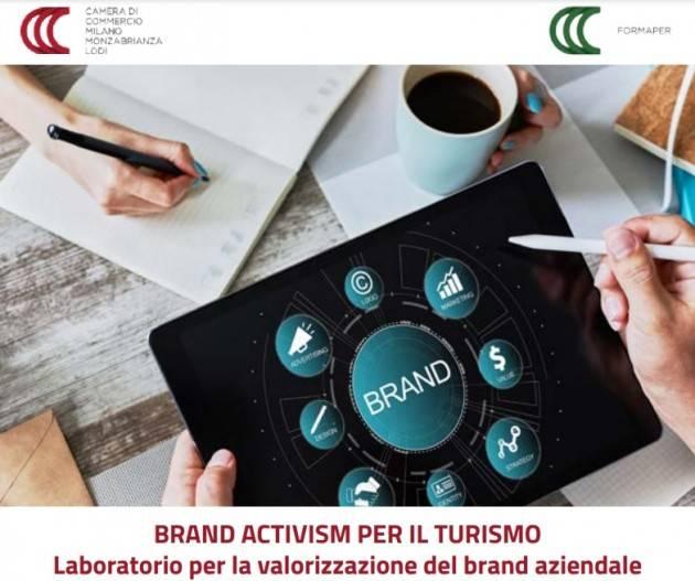 Milano Il laboratorio gratuito per la valorizzazione del brand aziendale