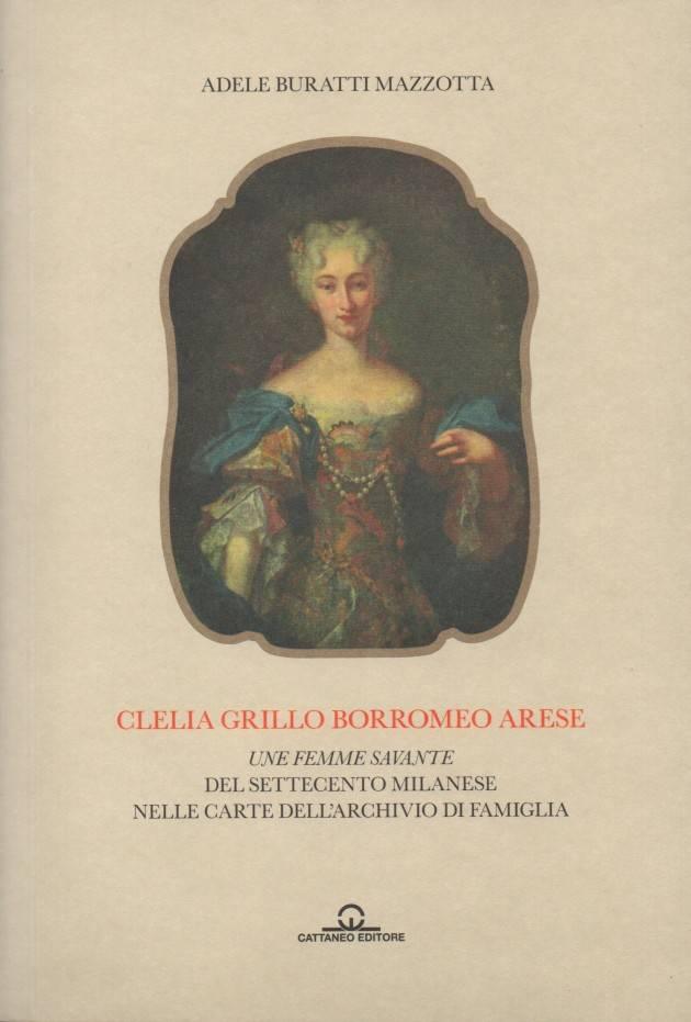 Libreria Cremasca Presentazione libro Une femme savant del Settecento milanese….