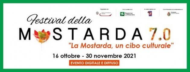 Cremona Festival Mostarda 7.0 dal 16 ottobre al 30 novembre 2021
