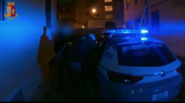 Polizia sgomina gang del ''Barrio''