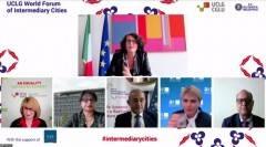 Il vice ministro Sereni al Forum mondiale sulle città intermedie