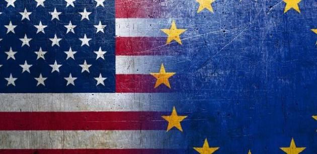 Strasburgo: l'UE collabori con gli Usa ma perseguendo i propri interessi