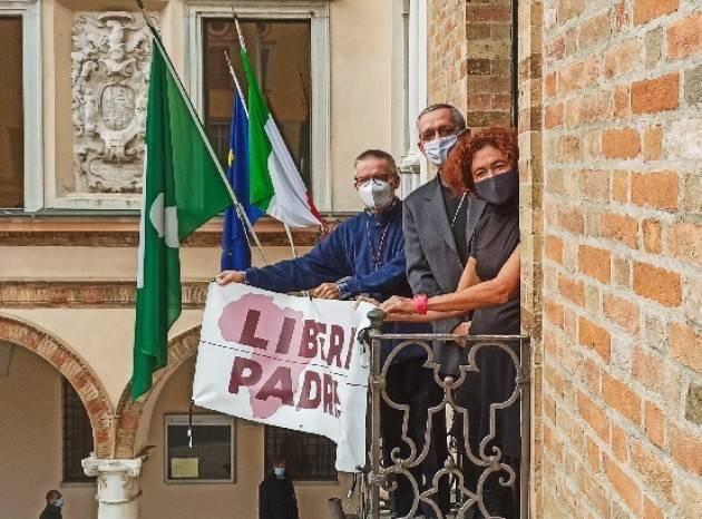 Crema 8/10/2021 Primo anniversario liberazione di Padre Gigi dopo il rapimento