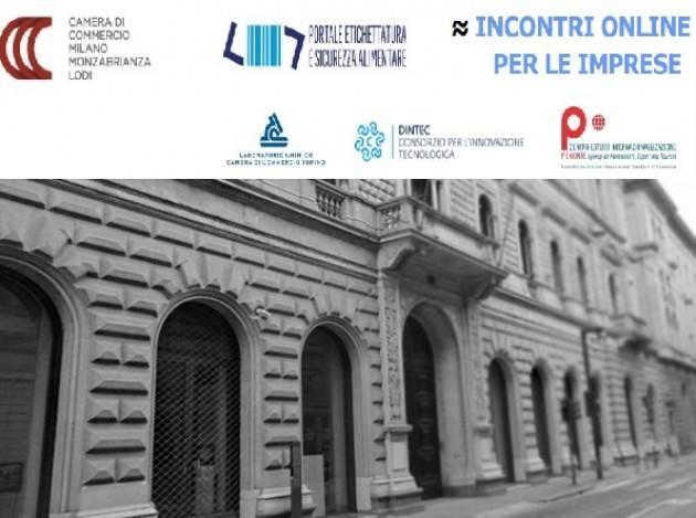 Milano 14 ottobre, open day sportello etichettatura
