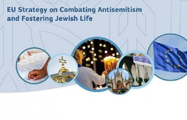 Dall'Ue la prima strategia per combattere l'antisemitismo e promuovere la vita ebraica