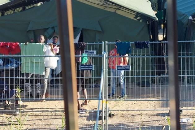 Cremona Pianeta Migranti I profughi 'usati da Minsk sbattono sui muri dell'Europa