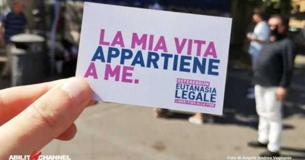 OHGA 1,2 milioni le firme raccolte per referendum in favore eutanasia legale