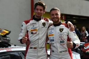 Perolini è Vice-Campione Italiano GT3 Pro-Am 2021