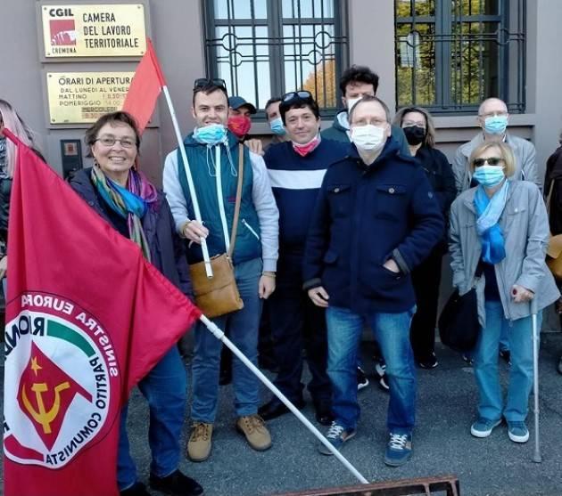 Congresso Rifondazione Comunista Cremona  Francesca Berardi confermata segretaria.
