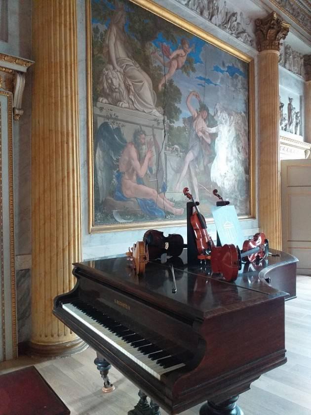 Cremona Target MUSICA A PALAZZO MINA BOLZESI Domenica 17 ottobre
