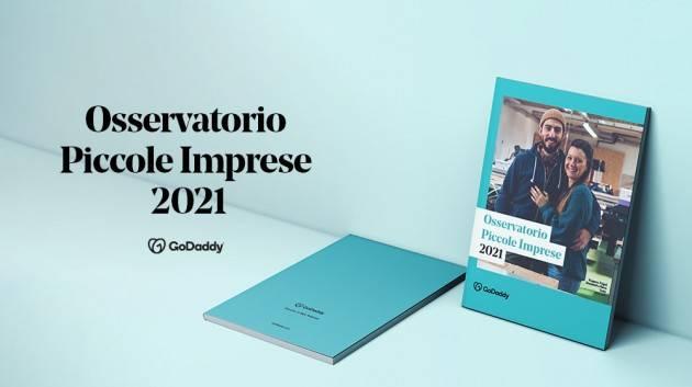 Osservatorio Piccole Imprese di GoDaddy 2021, le PMI italiane accelerano sul digital