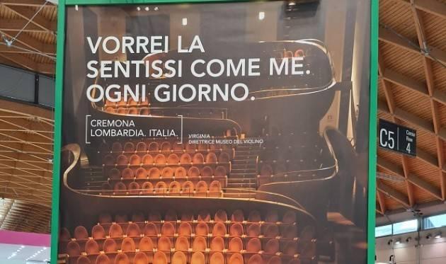 Cremona si racconta al TTG Travel Experience di Rimini sino al 15 ottobre