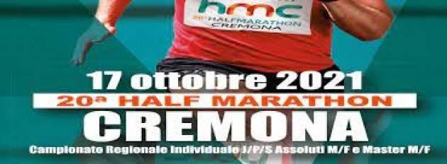 Oleificio Zucchi partecipa alla Mezza Maratona di Cremona