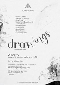 Cremona, Galleria Il Triangolo UNO SGUARDO SUL DISEGNO CONTEMPORANEO