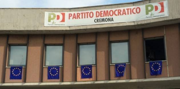 Vittore Soldo il Pd Cremonese si riorganizza, più vicino ai cittadini (Video GCStorti)