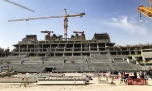 Cremona Pianeta migranti. Il Mondiale calcio Qatar rende schiavi i migranti.