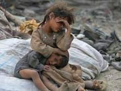 10 mila bambini uccisi o mutilati dall'inizio dei combattimenti in  Yemen