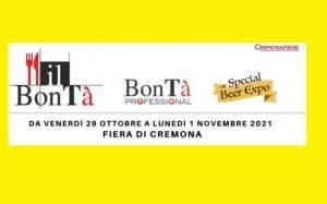 IL BONTÀ, A CREMONA RITORNA L'ECCELLENZA DELL'ENOGASTRONOMIA MADE IN ITALY