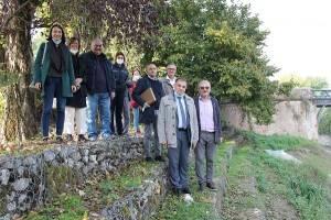 Infrastrutture: sopralluogo a Voltido di Mirko Signoroni
