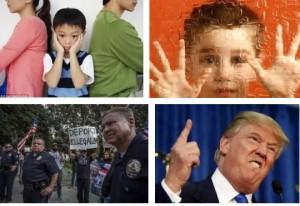 Firma l'appello ' NO a  Trump  che vuole separare i figli dei migranti dalle loro madri'