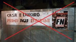 Appello per vietare l'iniziativa  di Forza Nuova a Crema, un pretesto per veicolare razzismo.