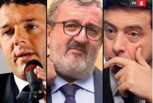 Chi vincerà il Congresso del PD ? Emiliano, Orlando o Renzi  Vota qui