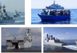 Sei d'accordo sulla missione navi italiane in acque libiche?