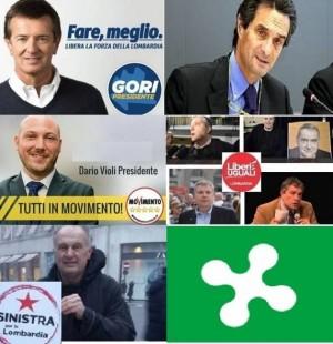 Secondo te chi sarà eletto Governatore della Lombardia il prossimo 4 marzo? Di la tua !